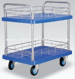 Xe đẩy bàn 2 tầng 300 kg